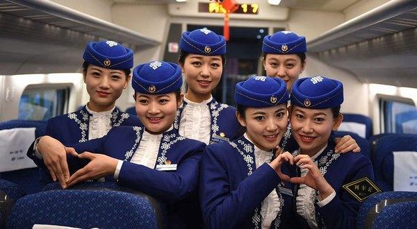 报读成都希望职校高铁乘务专业需要学哪些课程
