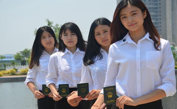 成都希望职业学校旅游管理专业